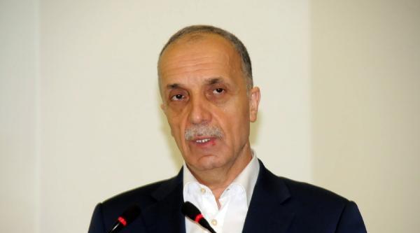 Türk- İş Başkanı Atalay: Soma'daki Cinayet