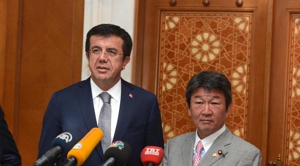 Türk-japon Ticaret Ve Yatırım Zirvesi Hilton Otel'de Yapıldı