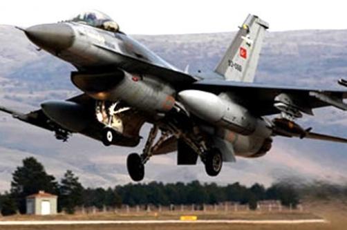 Türk Jetleri 'Vur' Emriyle Havalandı!