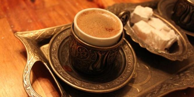 Türk Kahvesinin Faydaları...