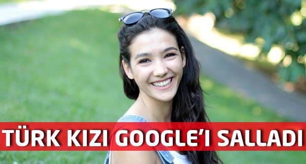 Türk Kızı Google'ı Salladı !