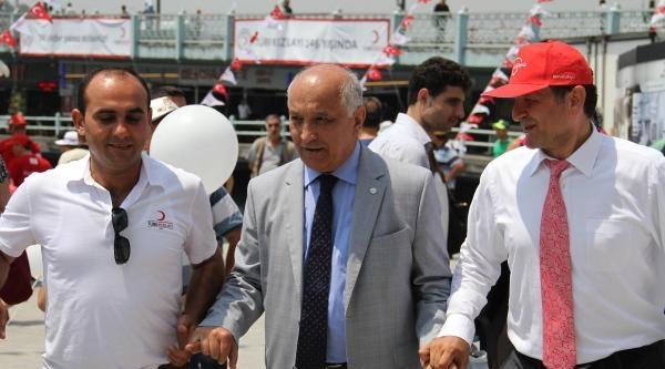 Türk Kızılayı 146 Yılını Kutluyor