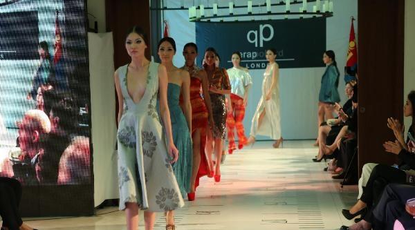 Türk Modacı Moğolistan'da Defile Düzenledi