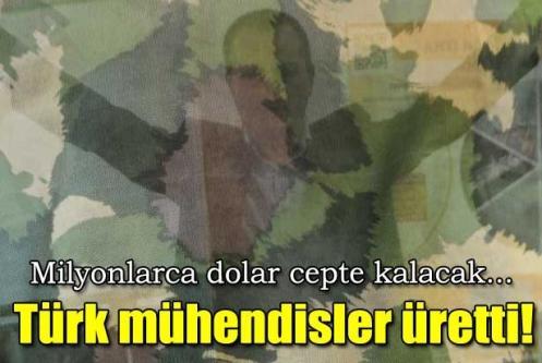 Türk mühendisler üretti! Dünyada bir ilk!