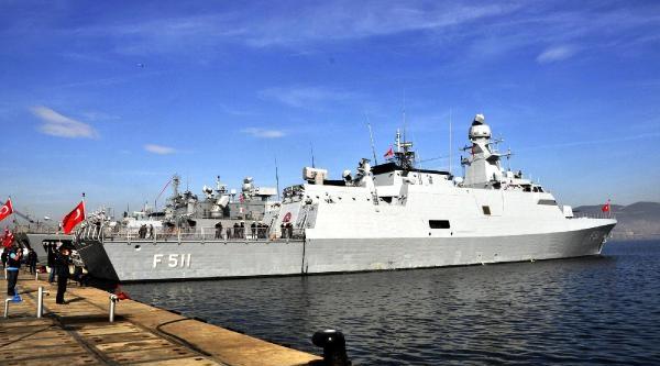 Türk Savaş Gemileri 148 Yıl Aradan Sonra İlk Kez Ümit Burnu'nu Geçecek