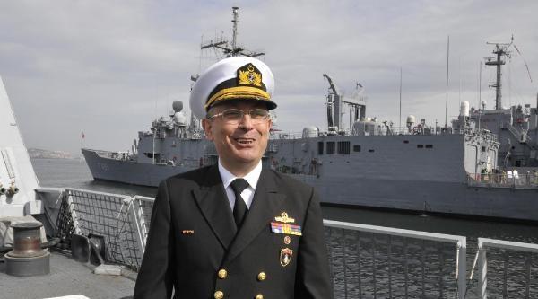 Türk Savaş Gemilerinin 102 Günlük Ümit Burnu Seyri Başlıyor