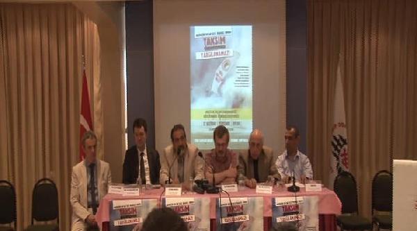 Türk Tabipler Birliği Ve İstanbul Tabip Odası'ndan Açıklama: Taksim Dayanışması Yargılanamaz