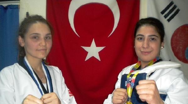 Türk Tekvandosu'nun Puan Avcıları İş Başında