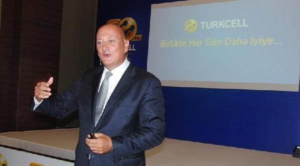 Turkcell Genel Müdürü: Rakiplerimiz İşi Yavaşlatma Peşinde