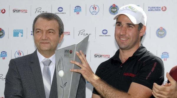 Turkısh Aırlınes Golf Challenge'de Farr Şampiyon