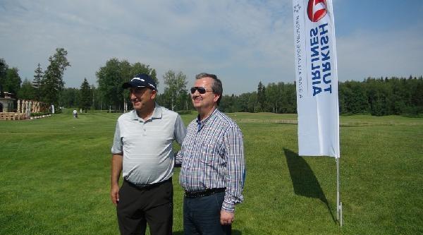 Turkısh Aırlınes World Golf Cup'ın Moskova Ayağı Yapıldı