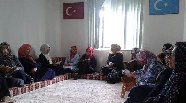 Türkistanlı Kadınlardan Gazze Şehitleri İçin 500 Hatim