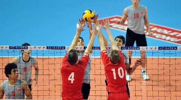 Türkiye: 0 - Belçika: 3