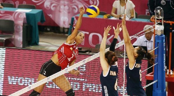 Türkiye: 2 - Çin: 3