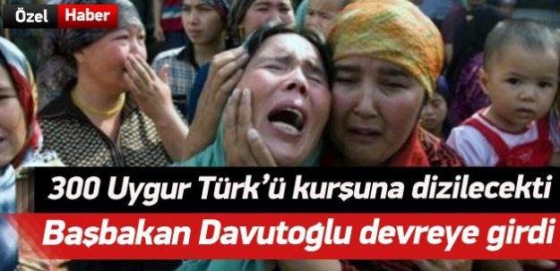 Türkiye 300 Uygur Türk'ü için devreye girdi