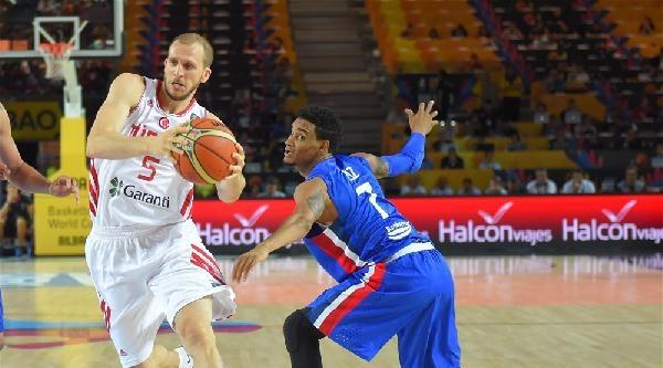 Türkiye A Milli Basketbol Takımı Son 16'da