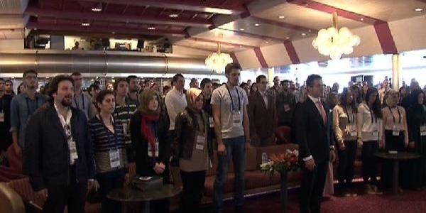 Türkiye Akdeniz Gençlik Bariş Gemisi Yola Çikti