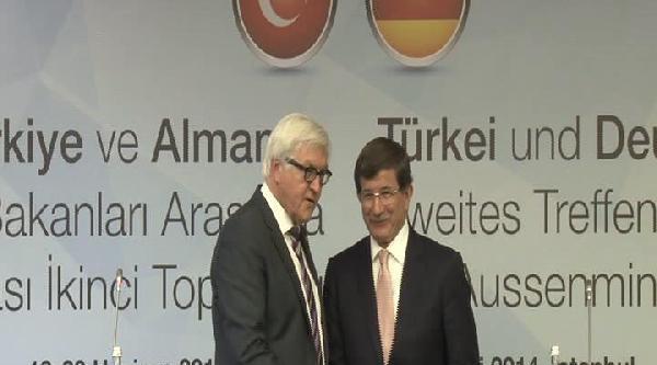 Türkiye-almanya Stratejik Diyalog Mekanizması Toplantısı