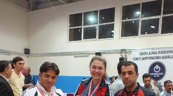 Türkiye Alpagu Şampiyonasi Sona Erdi