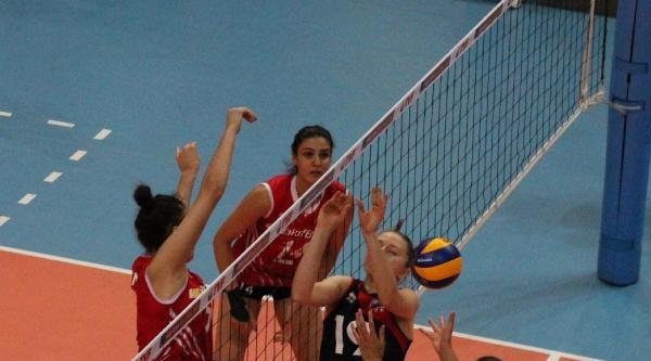Türkiye-azerbaycan Bayanlar Avrupa Ligi Fotoğraflar