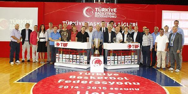 Türkiye Basketbol 2.ligi Ve Federasyon Kupası Kuraları Çekildi