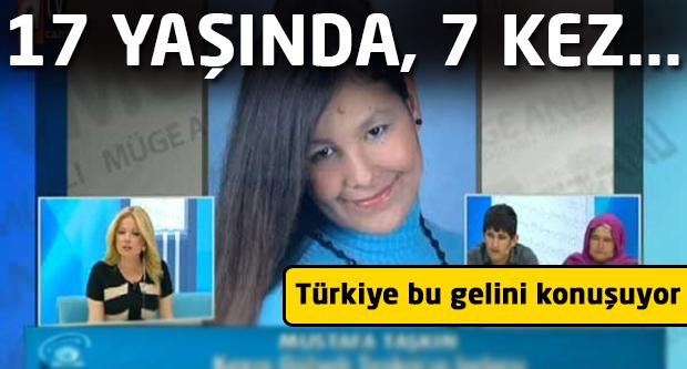 Türkiye bu kayıp gelini konuşuyor!