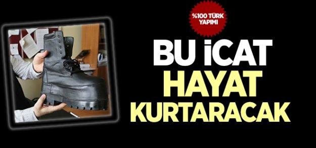 Türkiye'de bir ilk! Bu icat hayat kurtaracak!