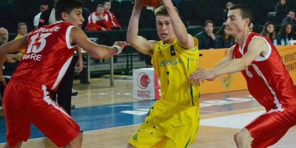 Türkiye Engelli Dünya Basketbol Şampiyonasi'nda Yine Mağlup