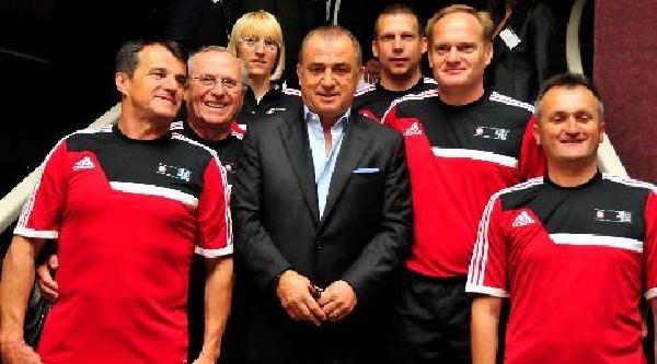 Türkiye Futbol Direktörü Fatih Terim: