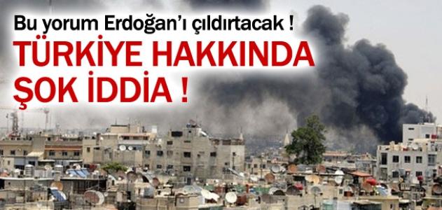 Türkiye hakkında şok iddia!