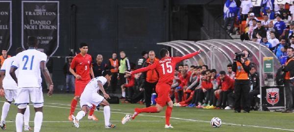 Türkiye-honduras Maçının Fotoğrafları