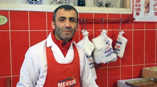 Türkiye İkincisi Seda'nın Sponsoru Mahalle Kasabı (2)