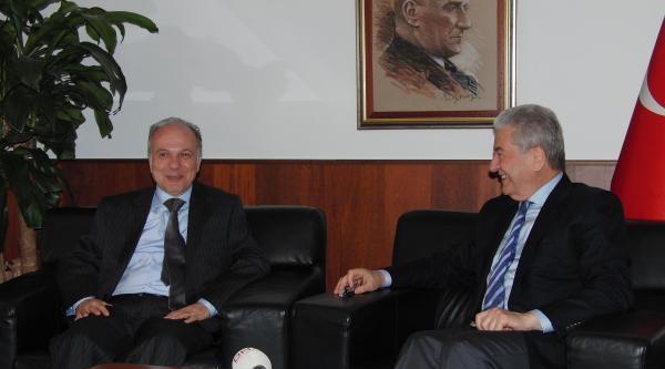 Türkiye İle İsrail Ticarette 'one Mınute' Demedi