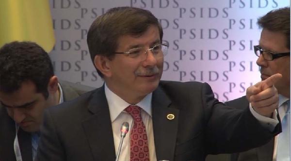 Türkiye İle Psıds Dışişleri Bakanları Toplantısı