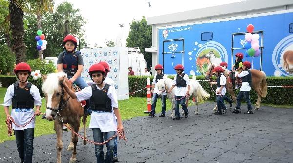 Türkiye Jokey Kulübü'nün Başlattığı Proje Kapsamında Pony'ler 75 Günde 24 İl Gezecek