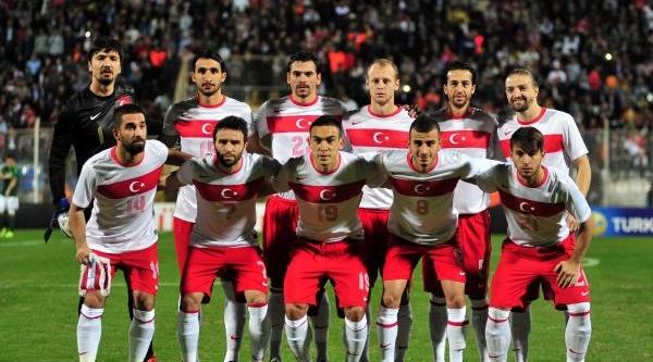 Türkiye - Kuzey Irlanda: 1-0