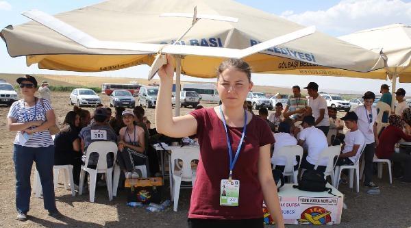 Türkiye Milli Model Uçak Şampiyonasi Yapıldı