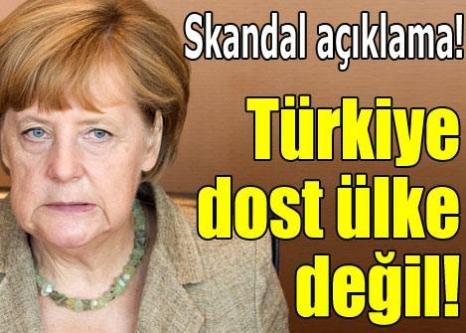 Türkiye müttefik ama 'dost' değil