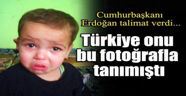 Türkiye onu bu fotoğrafla tanımıştı! Erdoğan talimat verdi...