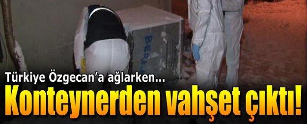 Türkiye Özgecan'a ağlarken çöpte kadın cesedi