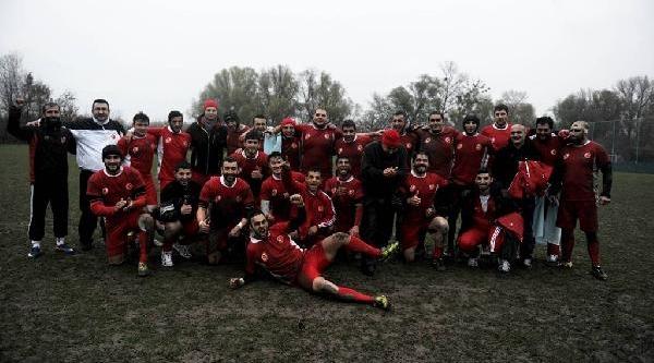 Türkiye Rugby Milli Takimi'na Olimpiyat Yolu Açildi