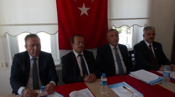 Türkiye Şehit Aileleri Ve Gaziler Dernekleri Birliği Kuruldu