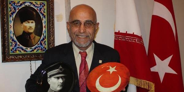Türkiye Sevdalisi Iranli Sanatçi