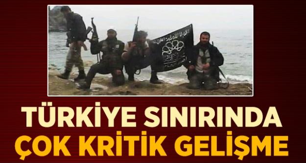 Türkiye sınırında çok kritik gelişme...