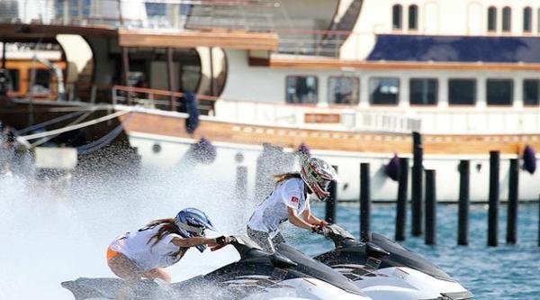 Türkiye Sujeti Şampiyonasi Antalya'da