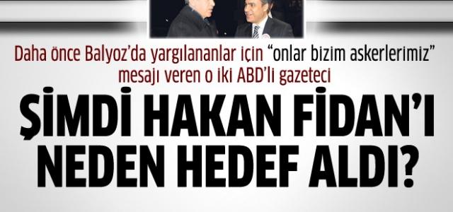Türkiye Twitter'da Hakan Fidan'a sahip çıktı !