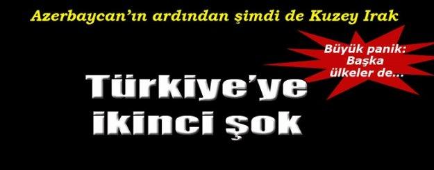 Türkiye'ye ikinci şok!