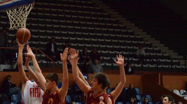 Türkiye Yıldız Erkekler Basketbolda Finalistler Belirlendi