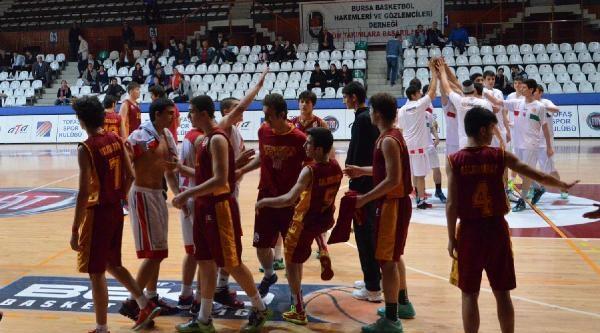 Türkiye Yıldız Erkekler Basketbolda Yarı Finalistler Belirlendi