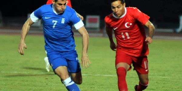 Türkiye - Yunanistan: 1-0